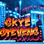 """Skye Stevens' """"Takes All Night"""" Music Video"""