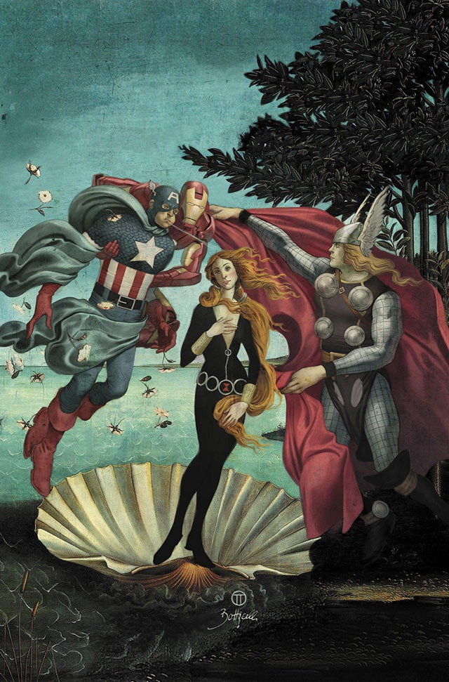 Birth-of-Venus-Boticelli_Avengers_Final
