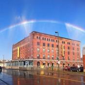 Artist Michael Jones McKean's Rainbow Making Machine