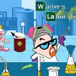 Breaking Bad vs. Dexter's Lab