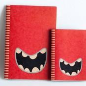 Red Monster Notebooks