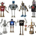 Tal Avitzur's Robot Night Lights