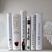 'Angel Wings' Bookends Look Heavenly