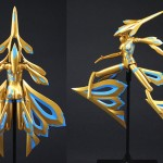 'Fast Mercy' Transforming Sculptures by Tomoo Yamaji
