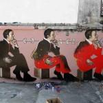 New Graffiti Works by Street Artist Fintan Magee