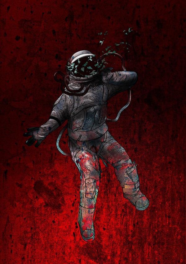 Mars-Falling
