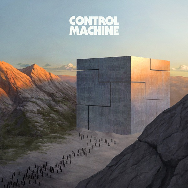 Ture-Ekroos-EP-cover-for-the-band-Control-Machine