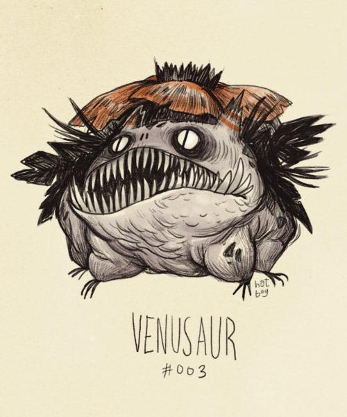 Vaughn-Pinpin-Tim-Burton-Pokemon-Venusaur
