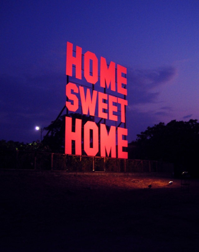 Home Sweet Home: A Satirical Diorama Sculpture by Greek Artist