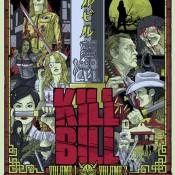 Kill Bill Vol. 1 & 2 Film Posters