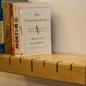 Ruler Bookshelf