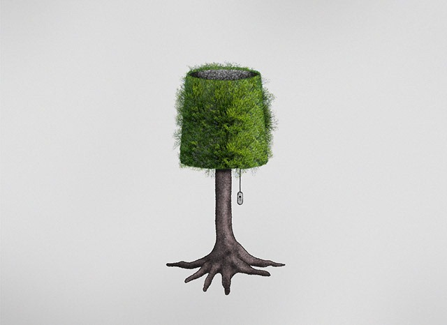 green-occupancy-Surreal-Work-by-Andre-Calazans