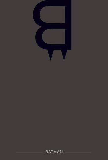 Batman-Helvetica-Heroes