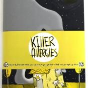 Killer Allergies: An Art Zine by Mexican Artist Alfonso de Anda