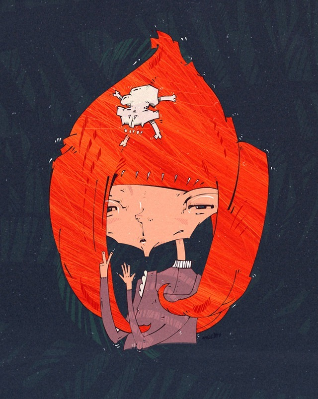 Lena-Matveichuk-Redhead