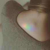 Touching Rainbows (JazJaz Flickr Pool)