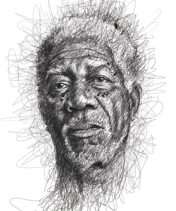 Morgan-Freeman-Illustration-by-Vince-Low