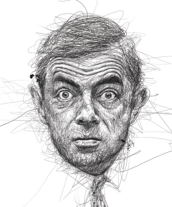 Rowan-Atkinson-Illustration-by-Vince-Low
