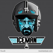 """Iceman"" - A Breaking Bad vs Top Gun Mashup"