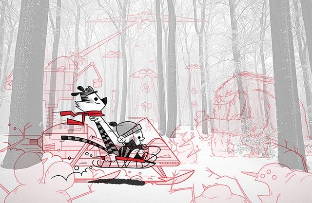 Imaginative-Winter-Calvin-and-Hobbes-Andrew-Kolb
