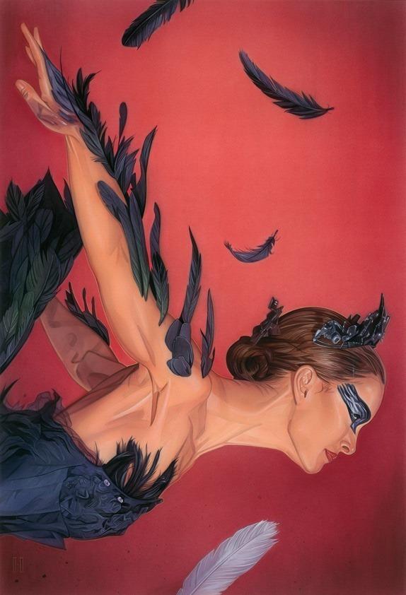 The-Black-Swan-by-Robert-Hendrickson