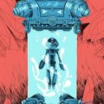 Fantastic Mega Man X Illustration by Zac Gorman