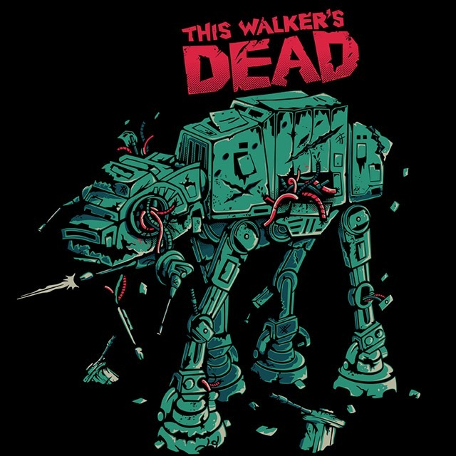 This-Walker's-Dead---Tee-Designed-by-victorsbeard
