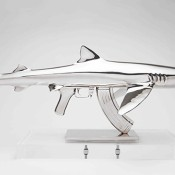 Shark-Gun-stainless-steel-sculptures-by-Chris-Schulz-Blue-AK_2_thumb.jpg