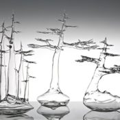 Wonderful Nature-Inspired Glass Sculptures by Simone Crestani