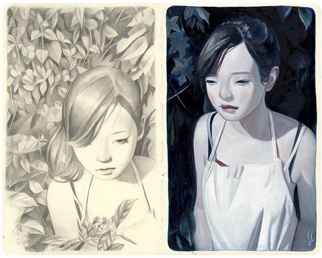 Joanne-Nam-Moleskine-Artwork