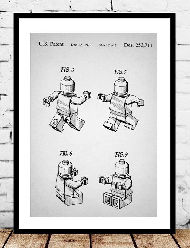LEGO-Man-Patent-Print-by-Jason-Stanley