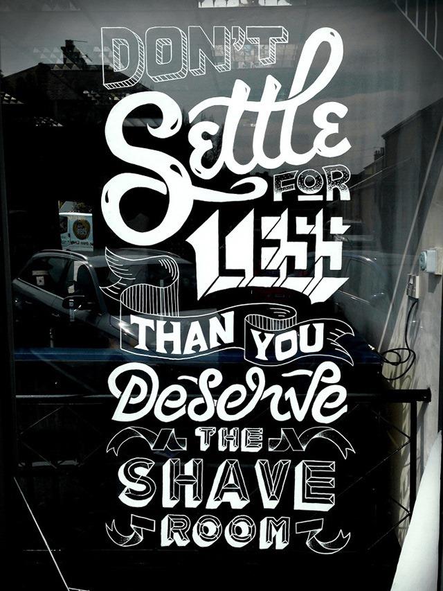 Slick-s-Barbershop-Window-Art-Mural_Typography_Craig_Black