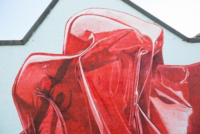 Exhausting Machine Street Art Mural by NEVERCREW 6