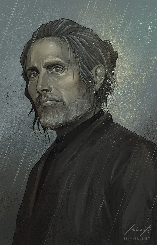 Galen Erso fan art