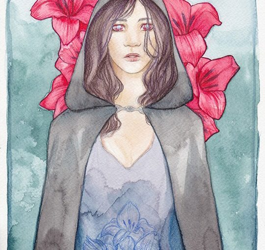 Gladiolus-by-aibne-hesarose