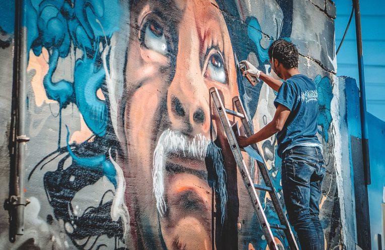 Street Artist Graffiti Art