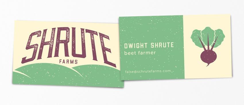 Dwight Schrute pop-culture-business-card-05