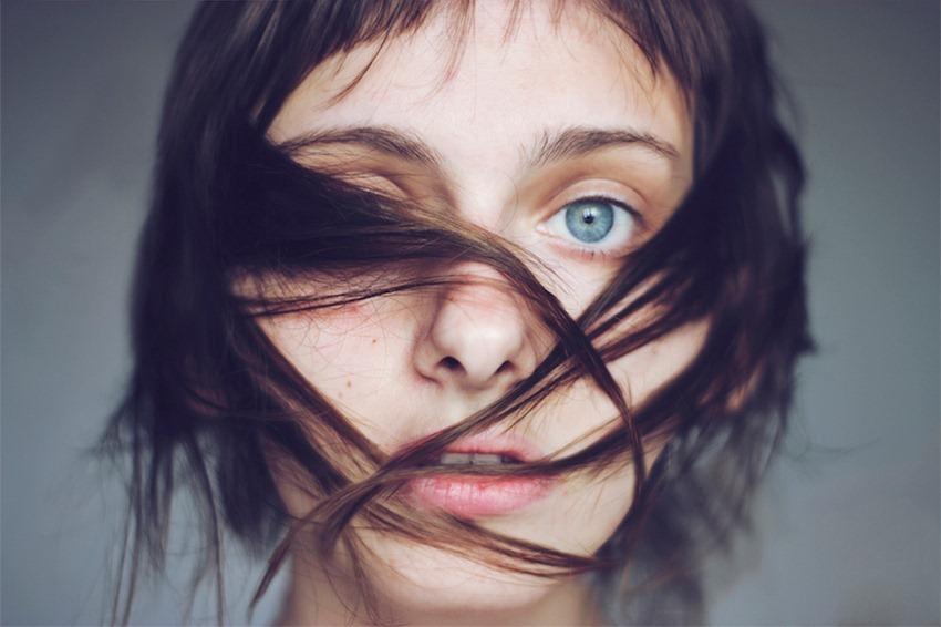 Isabella Bubola Croatian Self Portraits Photography 06
