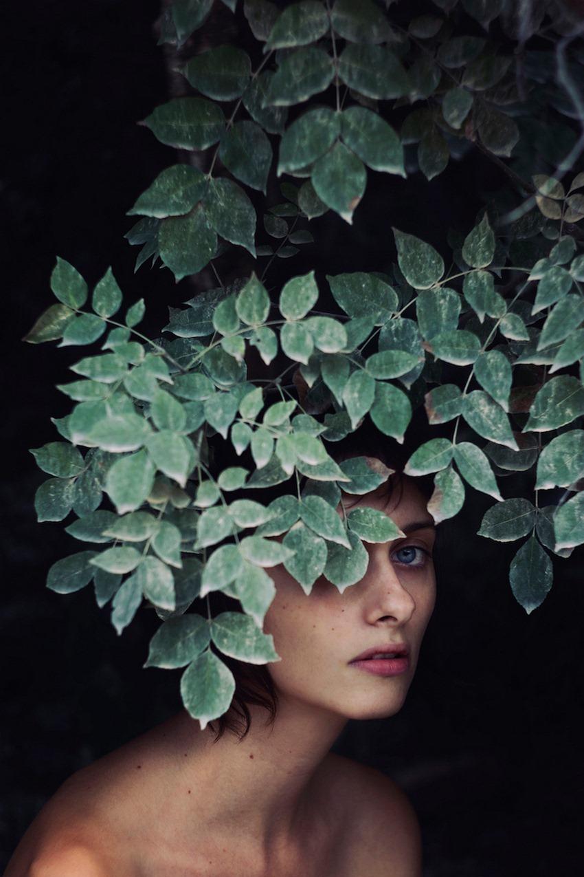Isabella Bubola Croatian Self Portraits Photography 08