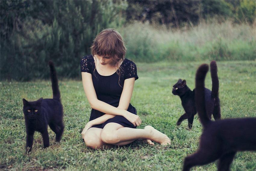 Isabella Bubola Croatian Self Portraits Photography 09