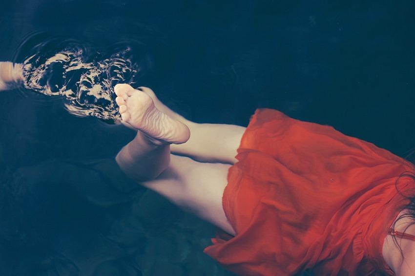 Isabella Bubola Croatian Self Portraits Photography 10