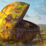Pop Culture Icons in Dystopia – Digital Art by Filip Hodas