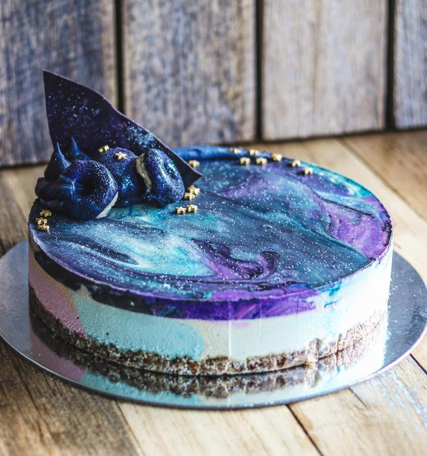 Sam Murphy Galactic Cheesecake
