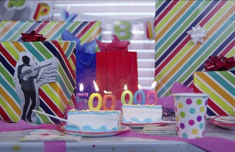 The Shins Brilliant Half a Million Music Video