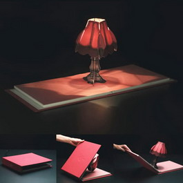 Read more about the article Book Of Lights Lampshade