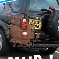 Read more about the article Sprayonmud For The Lazy Offroader