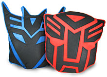 Read more about the article Transformers Plush Pillows
