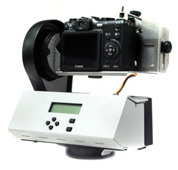 Read more about the article Take Gigapixel Images With The Gigapan Imager