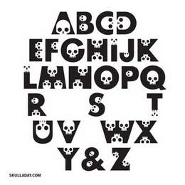Read more about the article Free Skull Font For Halloween
