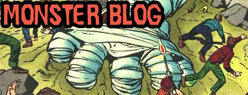 Read more about the article Monster Blog – Retro Comics